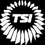 TSI Logo White