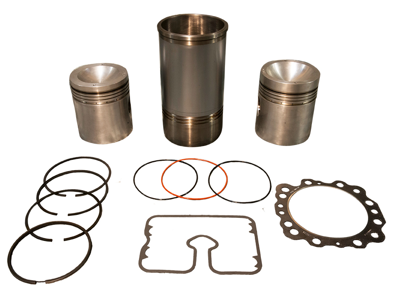 Quality engine and compressor parts in stock