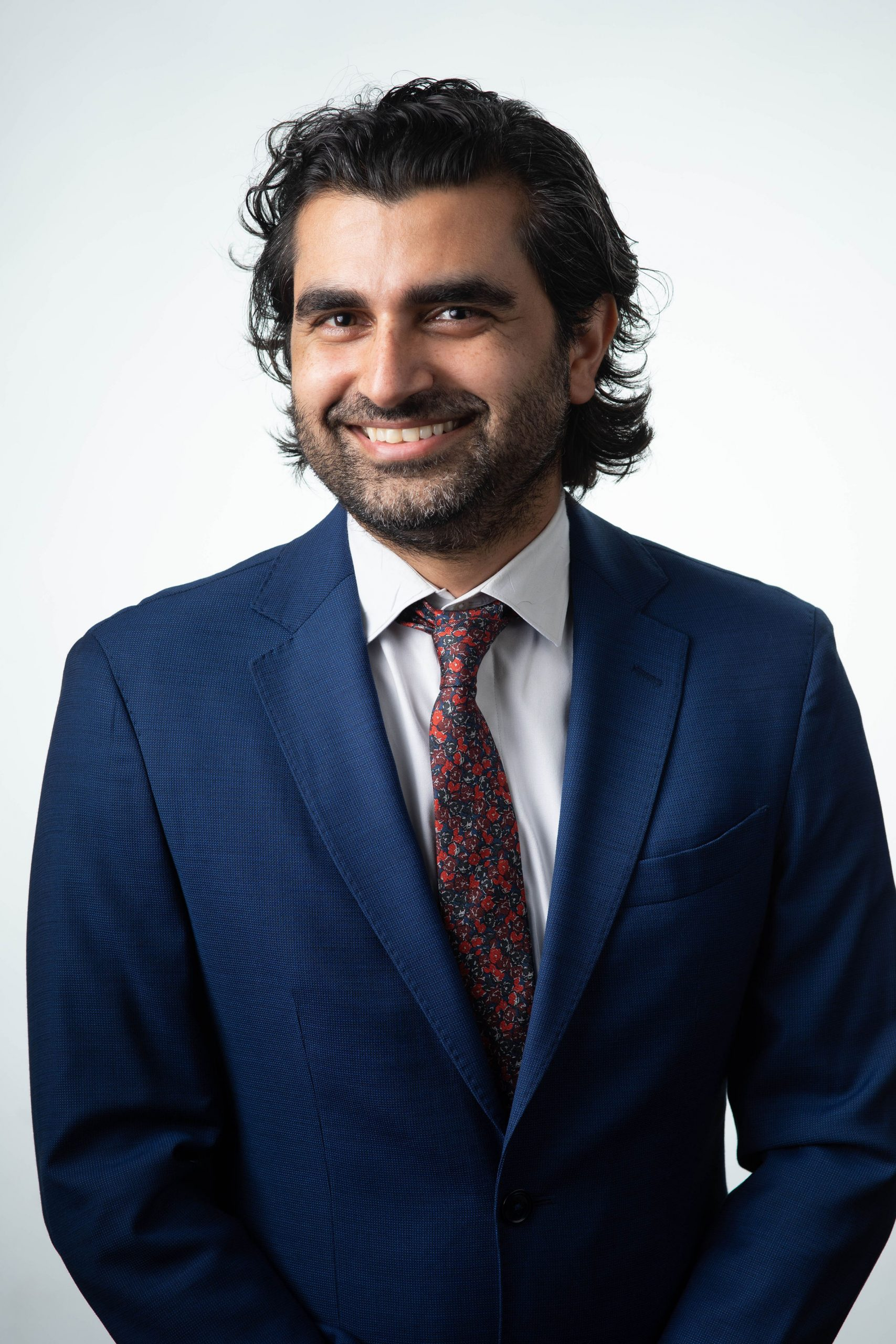 Imran Malik, CFO Cooper Machinery Services