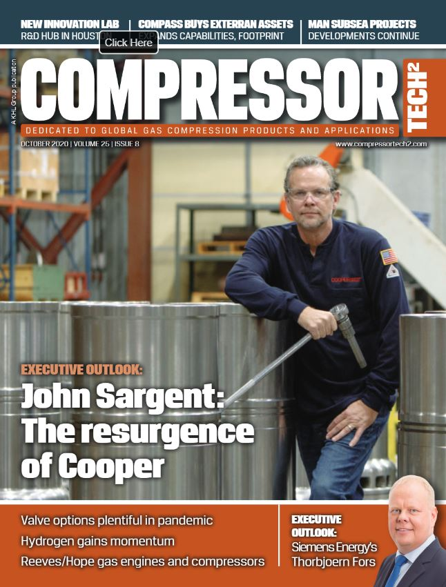Compressor Tech2 Executive Outlook John Sargent