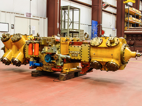 Superior MH6 Compressors