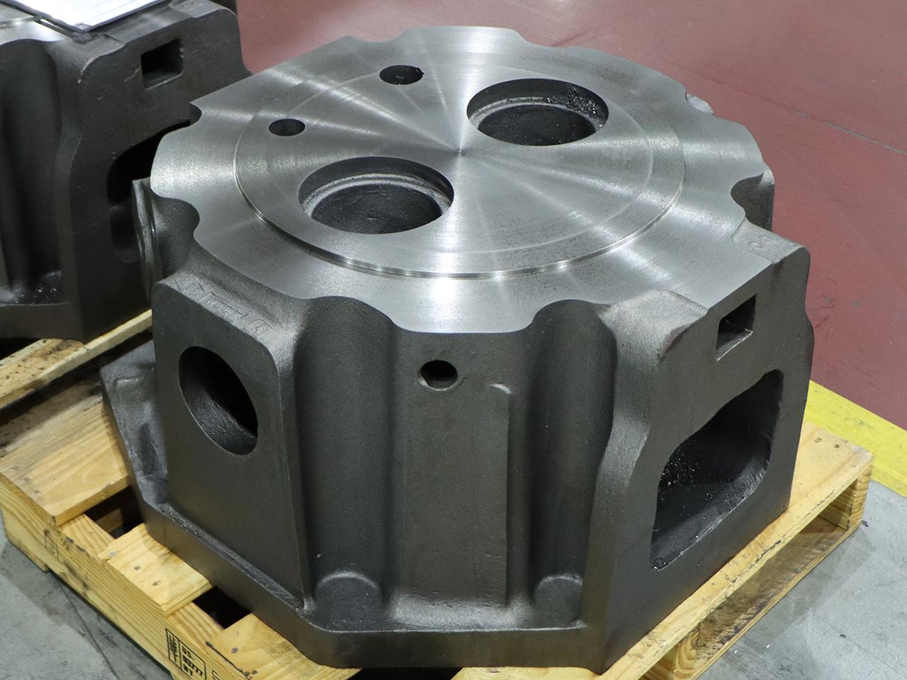 Ingersoll Rand KVS Dual Exhaust Power Head