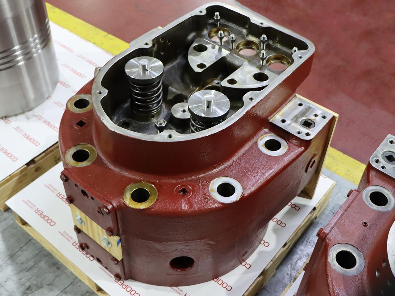 Ingersoll Rand KVS Power Cylinder Head
