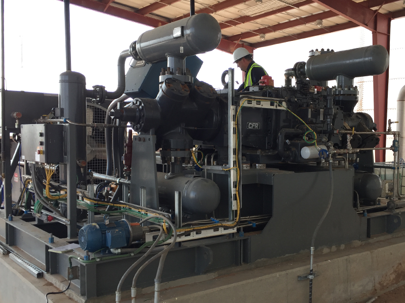 ESG Compressor Repackaging Web