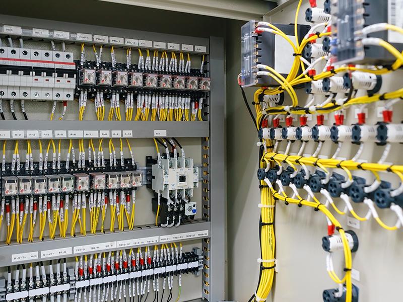 ESG Control Panel Upgrade Web
