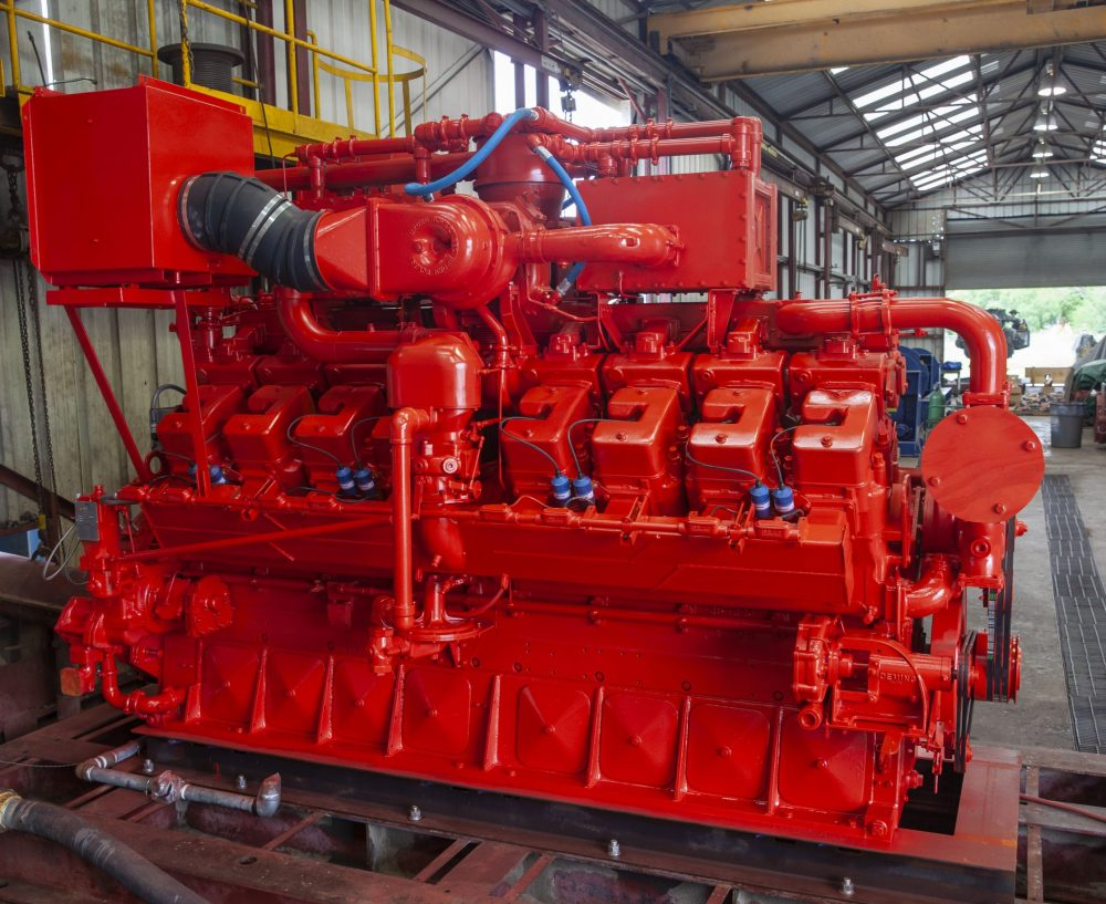 9390GSI Waukesha VHP Series 2 Engine
