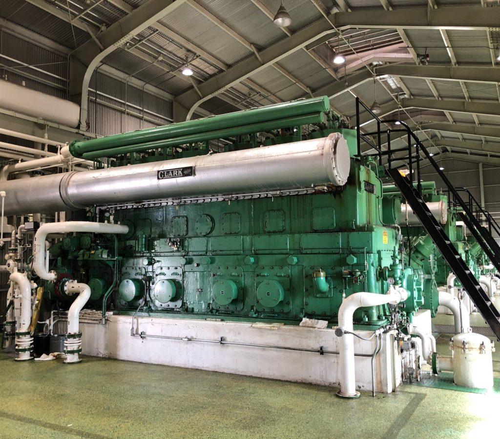 Clark Engine