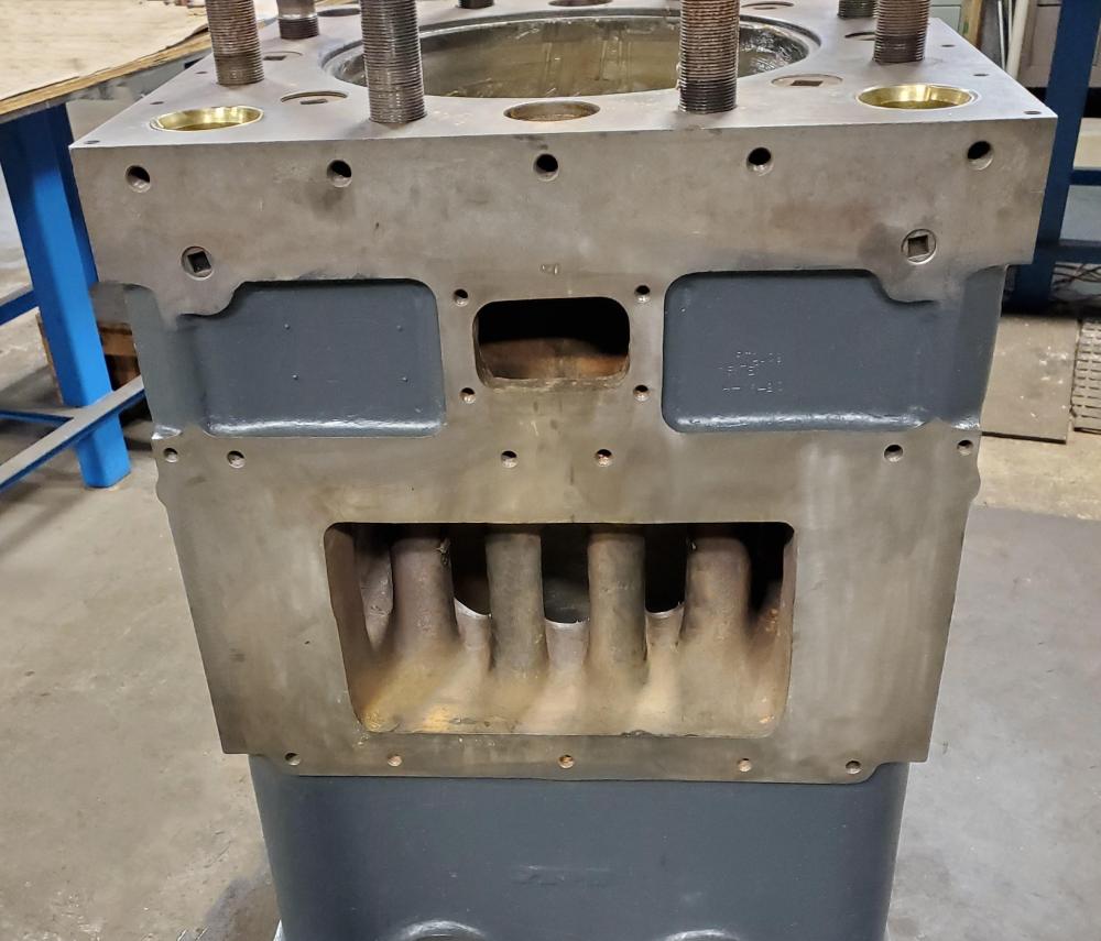 Hard Iron Plated Cylinder